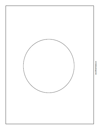 Free Printable Japan Flag Coloring Page