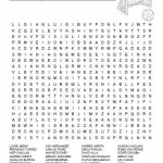 Soccer Players Word Search Puzzle