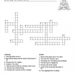 Disney Crossword