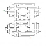 Number Eight Maze