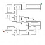 Number Five Maze