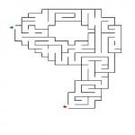 Number Nine Maze