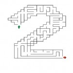 Number Two Maze