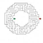 Number Zero Maze