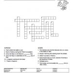 Cinco de Mayo Crossword