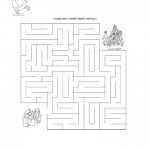 Earth Day Maze
