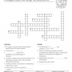 Independence Day Crossword