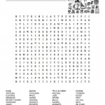 NBA Teams Word Search