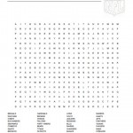 NFL Teams Word Search