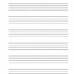 Practice Handwriting Paper
