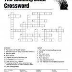 The Walking Dead Crossword