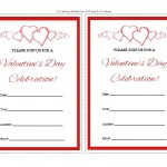Valentine's Day Invitations