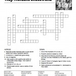 The Avengers Crossword