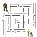 Star Wars Maze