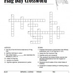 Flag Day Crossword