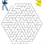 Pokemon Maze