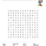 Bob the Builder Word Search