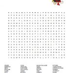 Graduation Day Word Search