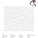 Wonder Woman Word Search