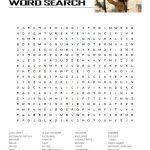 Tomb Raider Word Search